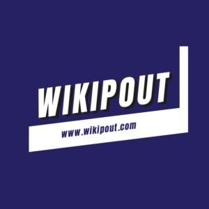 wikipout logo