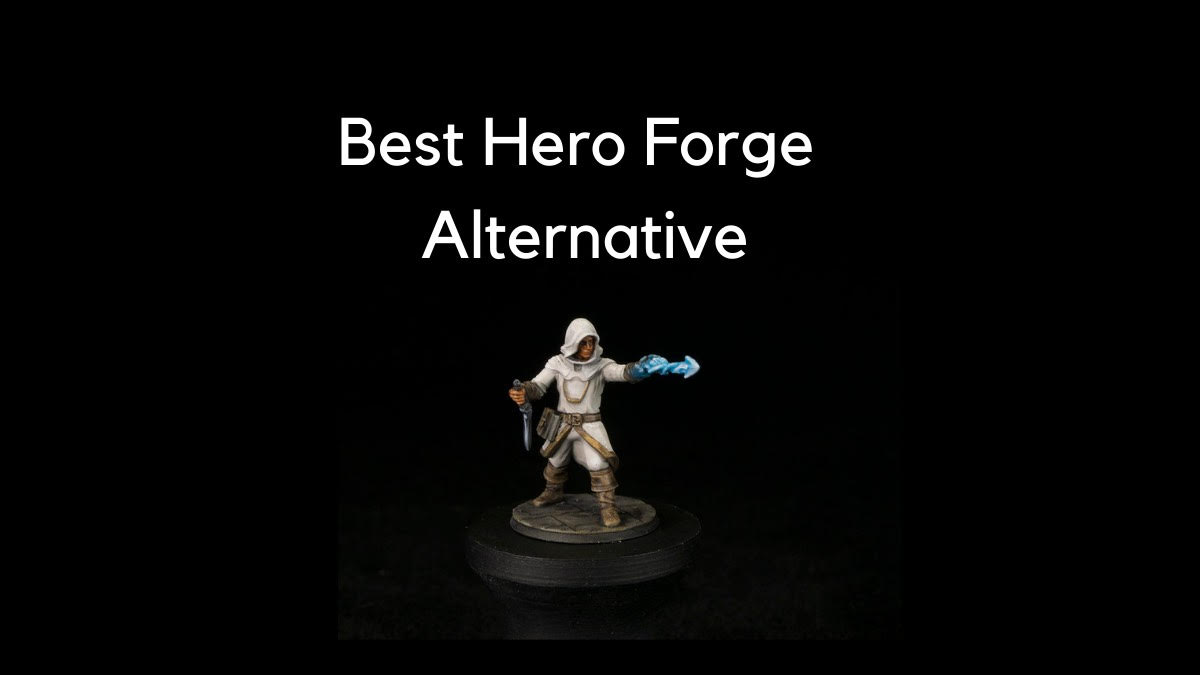 best hero forge alternative