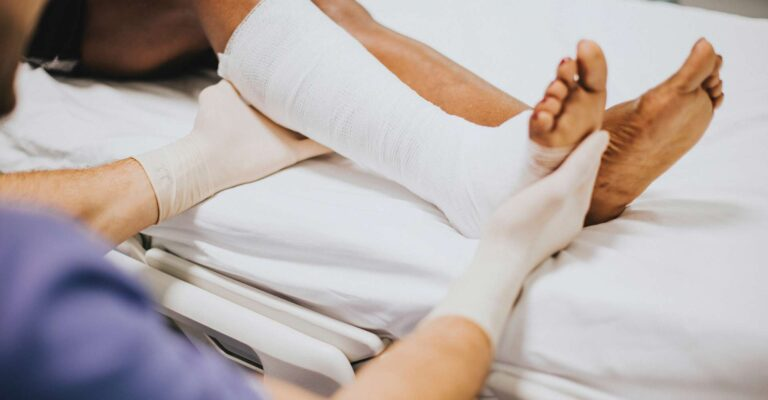 Have You Just Been Injured? Here's How To Deal With It Properly