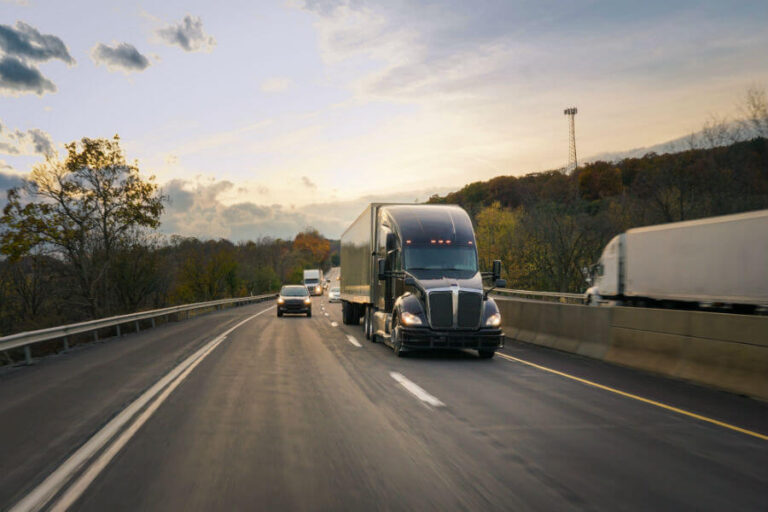How To Stay Safe On The Road While Driving A Truck